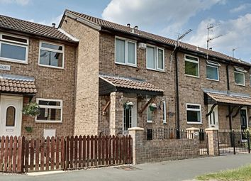 Thumbnail 2 bed terraced house for sale in Windermere Court, Sutton-On-Hull, Hull