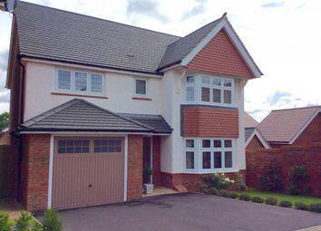 Thumbnail 4 bed detached house for sale in Brambling Crescent, Hengoed, Caerphilly