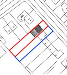 Thumbnail Land for sale in Renfrew Street, Chaddesden, Derby, Derbyshire