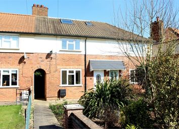 Thumbnail 3 bed terraced house for sale in Wistlea Crescent, Colney Heath, St Albans, Hertfordshire