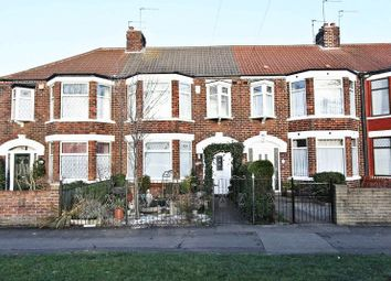 Thumbnail 3 bed terraced house for sale in Priory Road, Hull