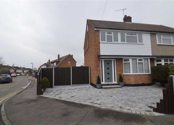 Thumbnail 3 bed semi-detached house for sale in Tudor Aveune, Stanford Le Hope, Essex