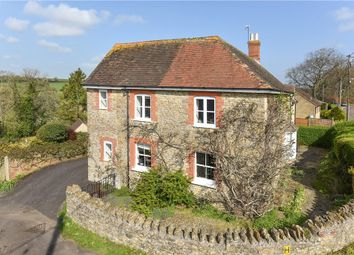 Thumbnail 5 bedroom detached house for sale in Station Road, Milborne Port, Sherborne, Somerset