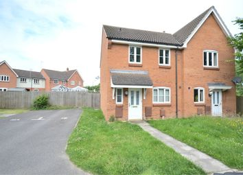 Thumbnail 3 bed semi-detached house to rent in Admirals Close, King's Lynn