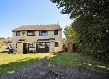 Thumbnail 1 bed semi-detached house for sale in Bubwith Close, Chard