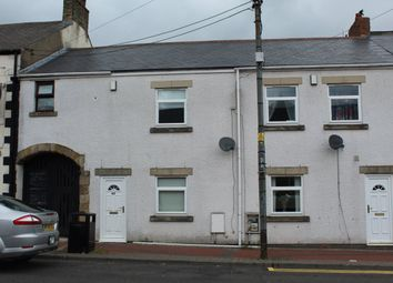 Thumbnail 2 bed property to rent in Front Street, Leadgate, Consett
