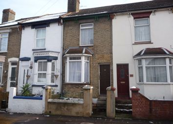 Thumbnail 2 bed terraced house to rent in Richmond Road, Gillingham, Kent
