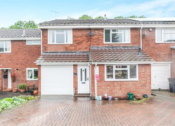 Thumbnail 4 bed terraced house for sale in Ravens Avenue, Halstead