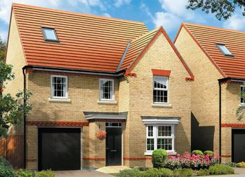 "Thumbnail 5 bed detached house for sale in ""Balmoral"" at St. Benedicts Way, Ryhope, Sunderland"