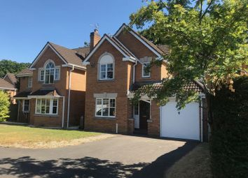 Thumbnail 4 bed detached house for sale in Trimpley Close, Dorridge, Solihull