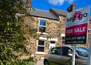 Thumbnail 2 bedroom terraced house for sale in Byron Road, Beighton, Sheffield