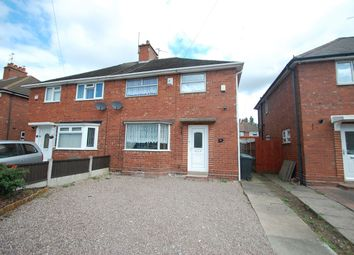 Thumbnail 3 bed semi-detached house for sale in Glastonbury Road, West Bromwich