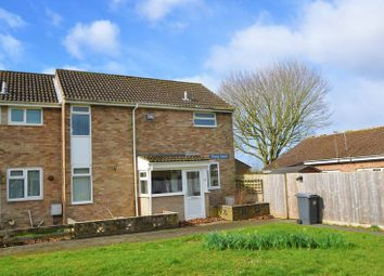 Thumbnail 3 bed end terrace house for sale in Tovey Court, Andover
