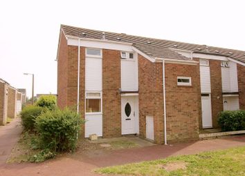 Thumbnail 3 bedroom terraced house to rent in Ashanti Close, Shoeburyness, Southend-On-Sea