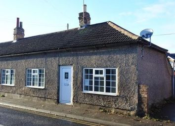 Thumbnail 2 bed semi-detached bungalow for sale in 4 Sussex Street, Bedale, North Yorkshire