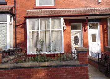 Thumbnail 3 bed terraced house to rent in Mornington Road, Bolton