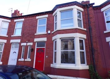 Thumbnail 3 bed property to rent in Kingsdale Road, Mossley Hill, Liverpool