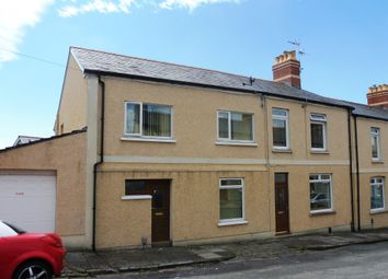 Thumbnail End terrace house for sale in King Street, Penarth