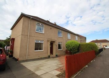 Thumbnail 2 bed flat for sale in Burns Crescent, Girdle Toll, Irvine, North Ayrshire