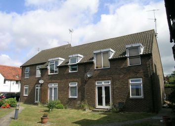 Thumbnail 1 bedroom maisonette to rent in Cameron Court, Crib Street, Ware