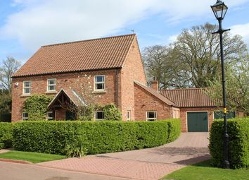 Thumbnail 4 bed detached house for sale in Rectory Lea, Fillingham