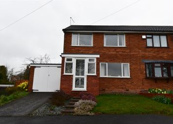 Thumbnail 3 bedroom semi-detached house to rent in Blenheim Crescent, Aston Fields, Bromsgrove