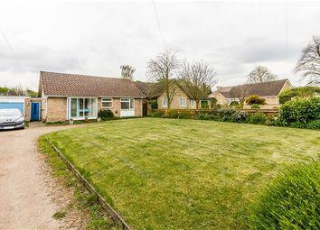 Thumbnail 4 bedroom detached bungalow for sale in Julius Martin Lane, Soham, Ely