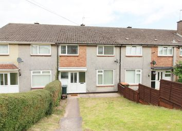 Thumbnail 3 bed terraced house for sale in Clist Road, Bettws, Newport
