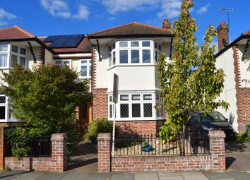 Thumbnail 4 bedroom semi-detached house to rent in Carlisle Road, Hampton