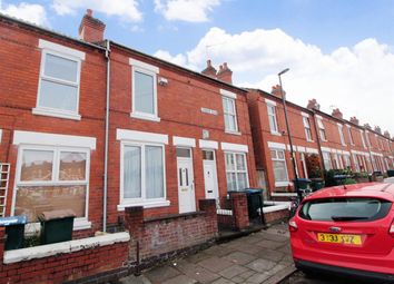 Thumbnail 2 bed terraced house for sale in Farman Road, Earlsdon, Coventry