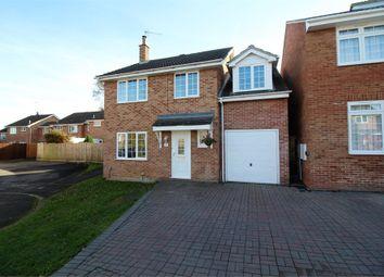 Thumbnail 4 bed detached house for sale in Lamorna Crescent, Tilehurst, Reading, Berkshire