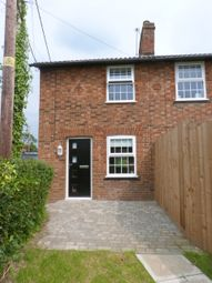 Thumbnail 2 bed semi-detached house for sale in Heath Road, Great Brickhill