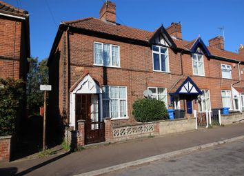 Thumbnail 3 bedroom end terrace house to rent in Ashby Street, Norwich