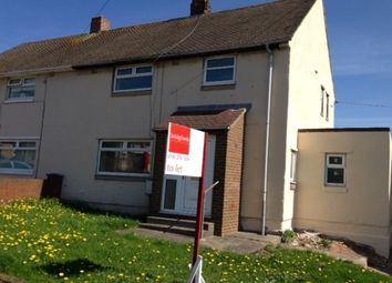 Thumbnail 3 bed property to rent in Tate Avenue, Kelloe, Durham