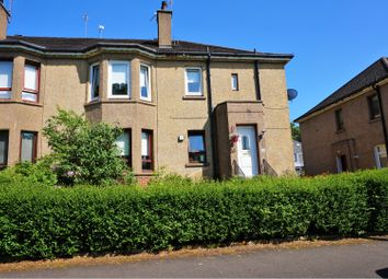 Thumbnail 3 bed flat for sale in Myres Road, Glasgow