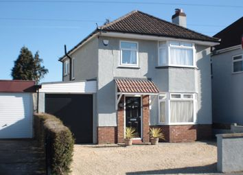 Thumbnail 3 bed detached house for sale in Highridge Road, Bishopsworth, Bristol