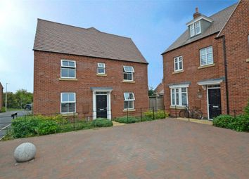 Thumbnail 3 bed semi-detached house for sale in Coltsfoot Close, Coton Meadows, Rugby, Warwickshire