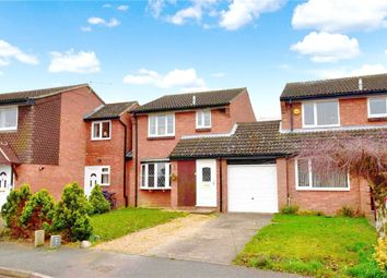 Thumbnail 3 bedroom link-detached house for sale in Limes Road, Hardwick, Cambridge