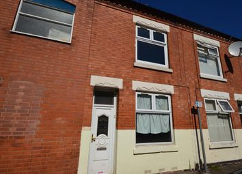 Thumbnail 3 bedroom terraced house for sale in Browning Street, Leicester
