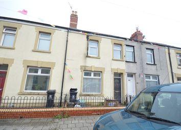 Thumbnail 3 bed terraced house for sale in Allerton Street, Grangetown, Cardiff
