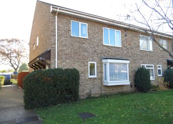 Thumbnail 2 bed flat for sale in Ainsley Gardens, Boyatt Wood, Eastleigh