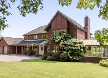 Thumbnail 5 bed detached house for sale in Lincoln Hill, Ross-On-Wye, Herefordshire