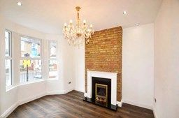 Thumbnail 3 bedroom terraced house to rent in Hubert Road, London