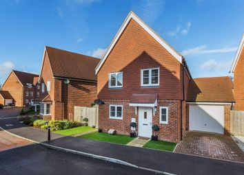 Thumbnail 4 bed detached house for sale in Whittaker Drive, Horley