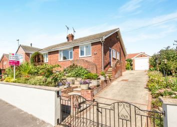Thumbnail 2 bed semi-detached bungalow for sale in Templegate Crescent, Leeds