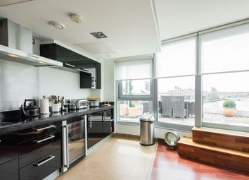 Thumbnail 2 bedroom flat for sale in Vicentia Court, Bridges Wharf