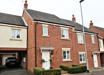 Thumbnail 4 bedroom semi-detached house for sale in Basford Court, Oxford Road, May Bank, Newcastle-Under-Lyme