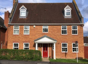 Thumbnail 6 bed detached house for sale in Horseshoe Way, Hempsted Grange, Hempsted, Gloucester