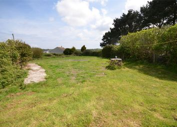 Thumbnail Land for sale in Chapel View, Treport, Blackwater, Truro, Cornwall