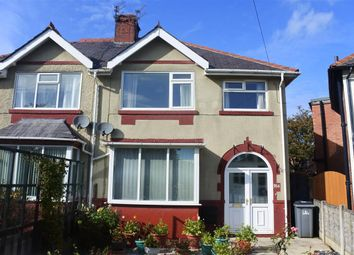 Thumbnail 4 bed semi-detached house for sale in Garstang Road West, Blackpool